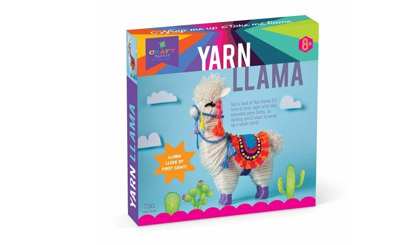 Yarn Llama Kit