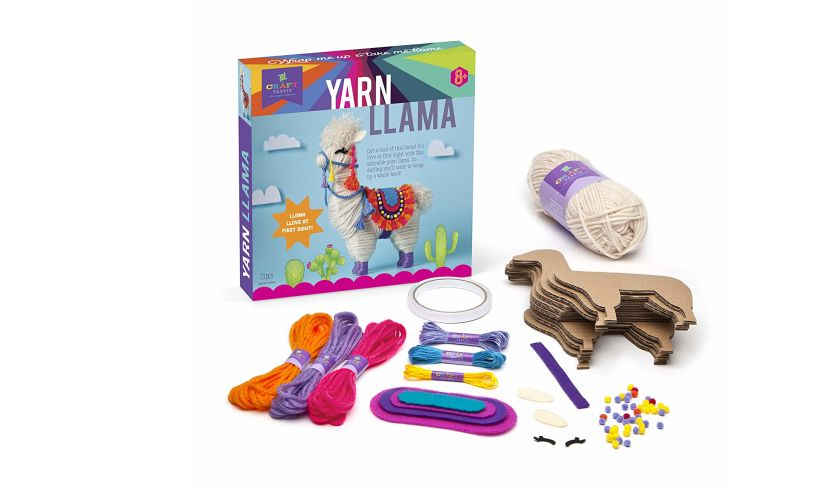 Contents of Yarn Llama