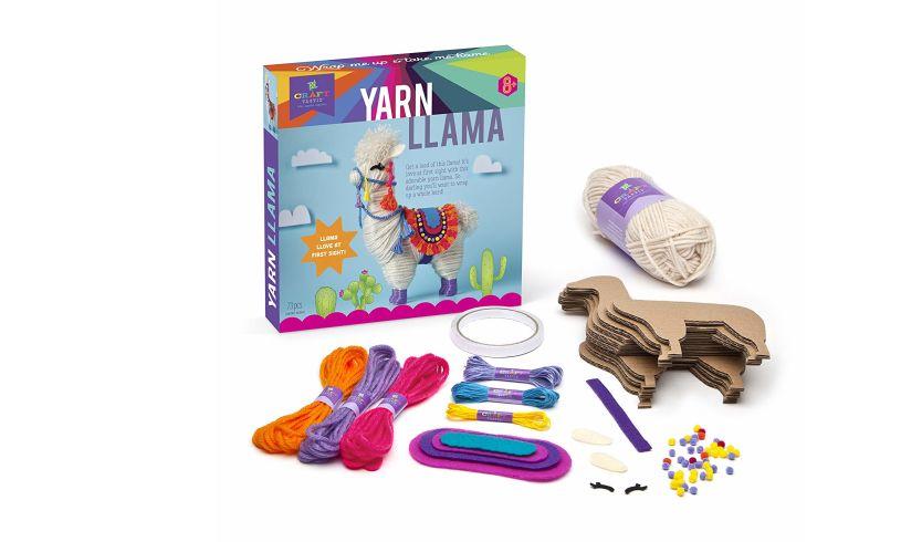 Contents of Yarn Llama