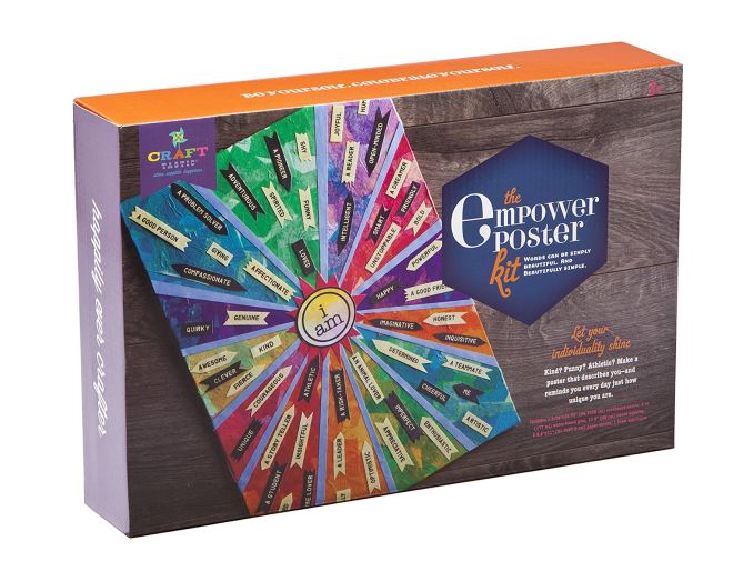 The Empower Poster Kit