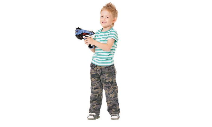 Shooting Star - Infrared Gaming kid