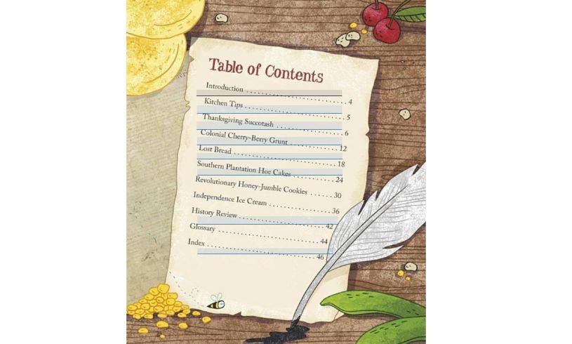 Eat Your U.S. History Homework Contents