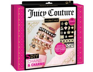 Juicy Couture DIY Chain And Charm Bracelet Kit
