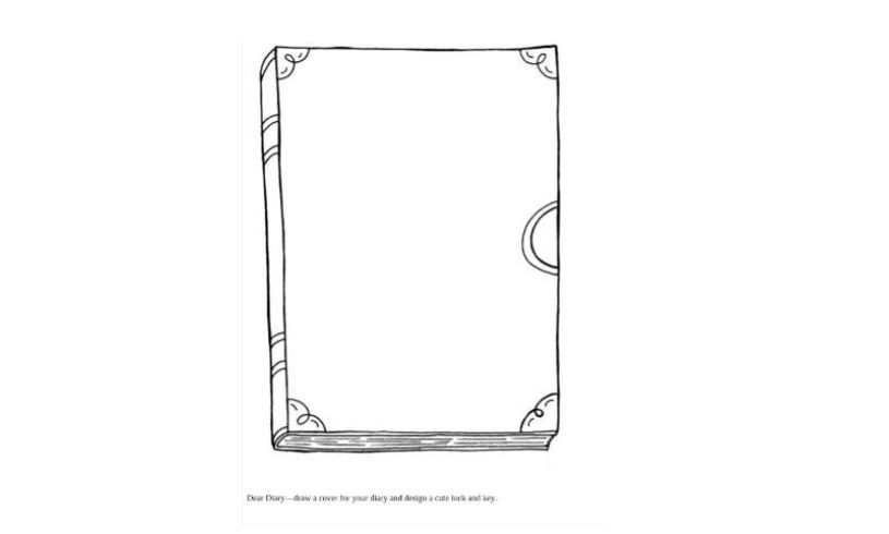 Pocket Doodles for Girls Detail 1