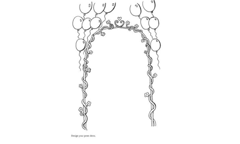 Pocket Doodles for Girls Detail 2