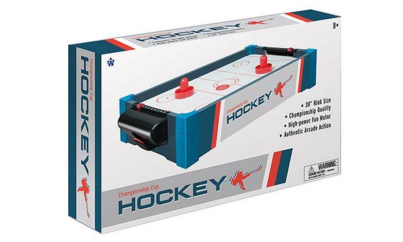 Tabletop Air Hockey Game Box