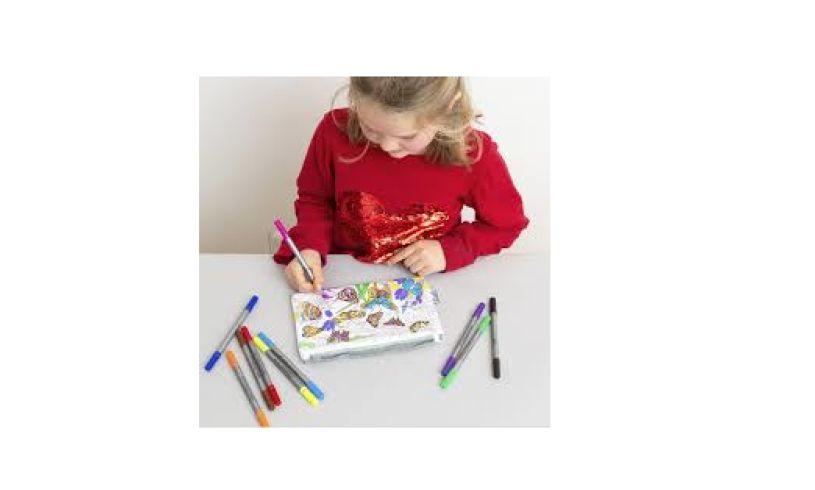 Butterfly Pencil Case Kid