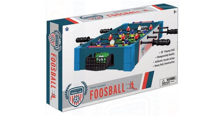 Premier Tournament Foosball Table Box