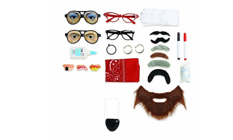 Unbored Disguises Contents