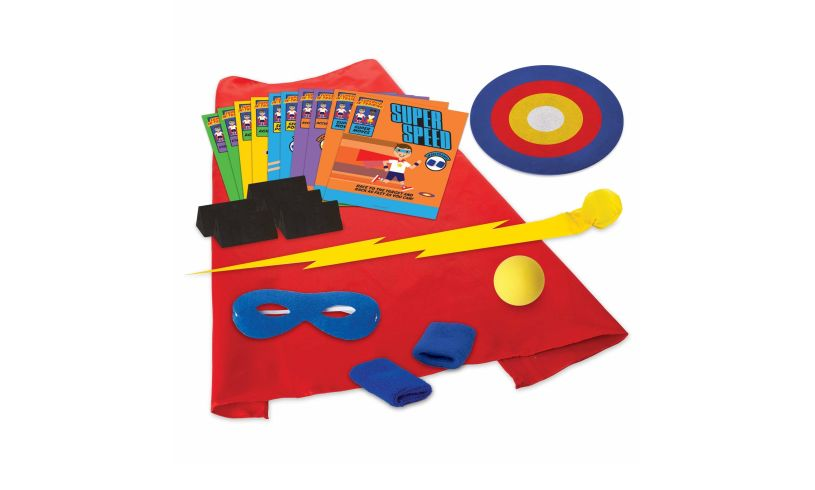Superkid in Training Contents
