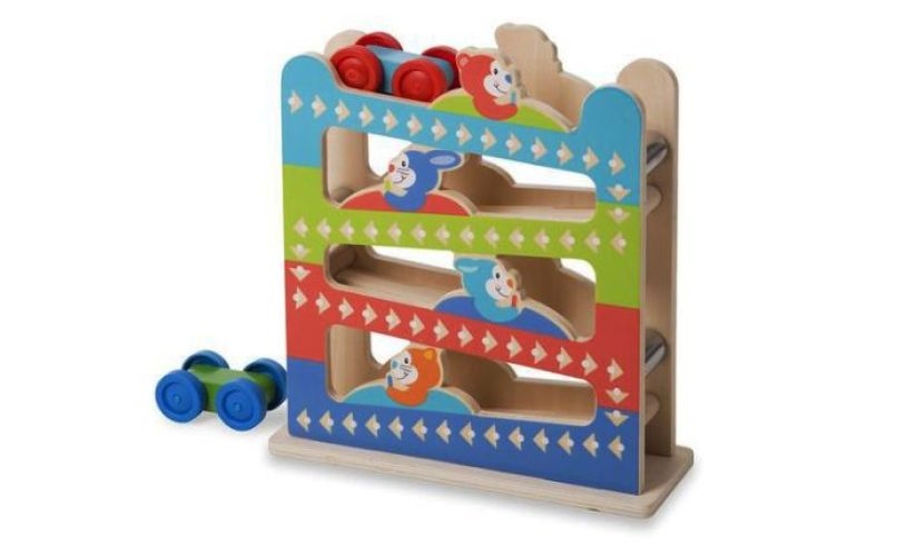 Roll & Ring Ramp Tower