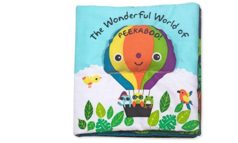The Wonderful World of Peekaboo