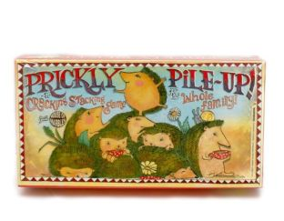 Prickly Pile-Up Game