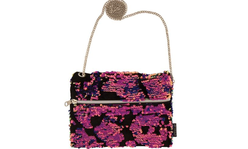 Scattered Magic Sequin Purse