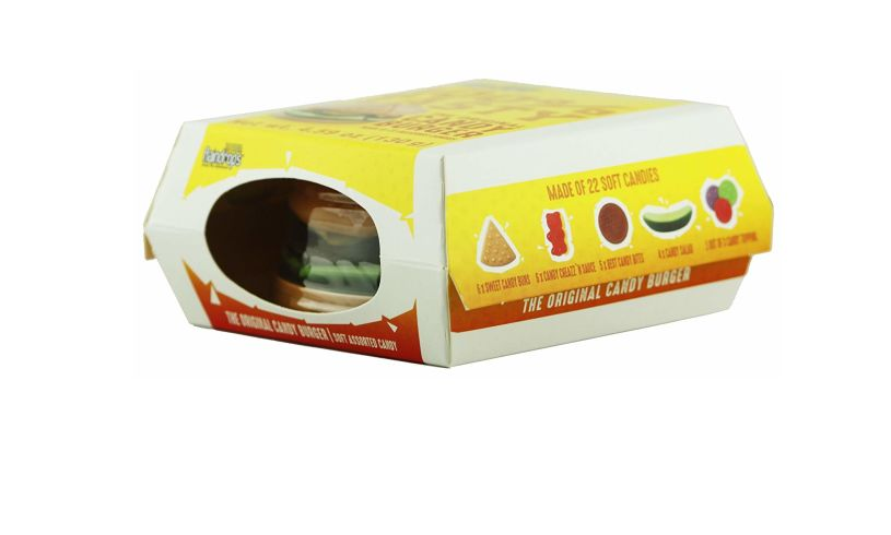 The Original Candy Burger Box 2