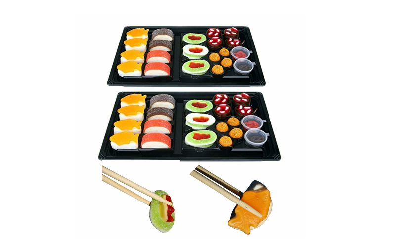 Candy Sushi Whole Tray Chopsticks