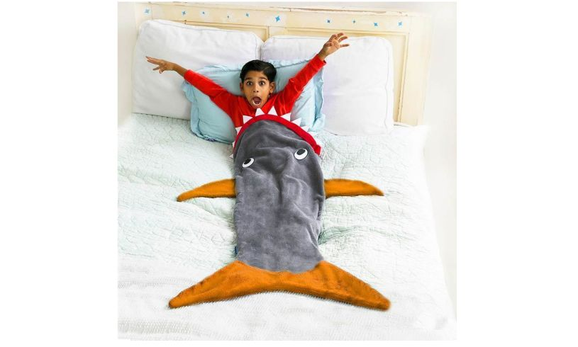 Shark Blanket Lifestyle