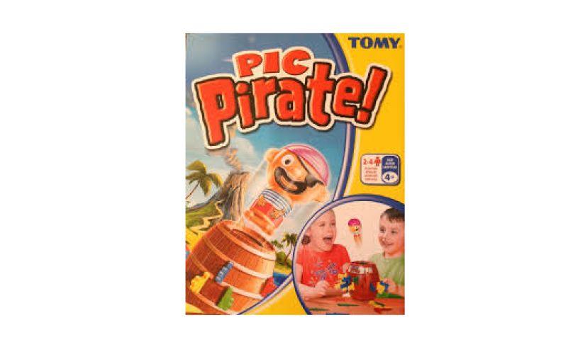 Pop Up Pirate Box
