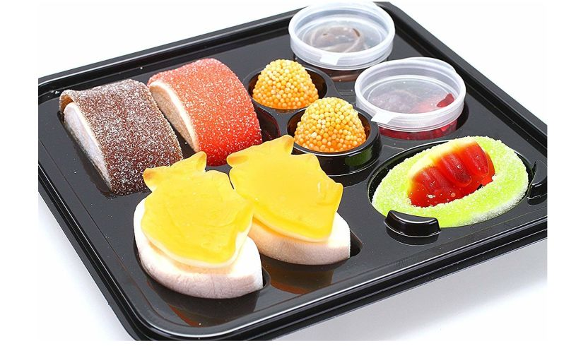Mini Candy Sushi Tray