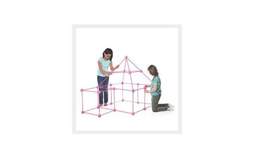 Crazy Forts - Princess Playset display