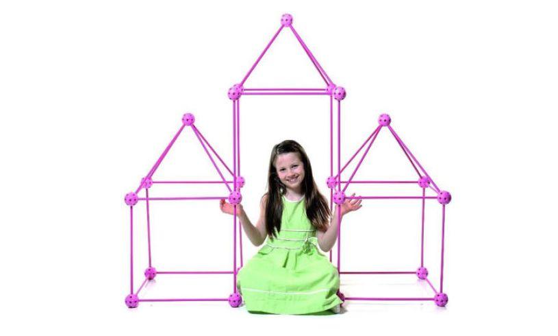 Crazy Forts - Princess Playset girl