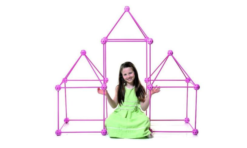 Crazy Forts - Princess Playset girl