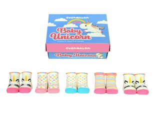 Baby Unicorn Socks