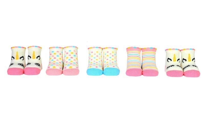 Baby Unicorn Socks Variety