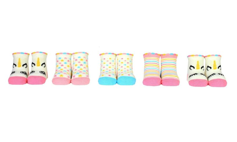 Baby Unicorn Socks Variety
