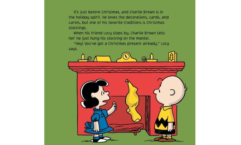 Merry Christmas Charlie Brown Brilliant Childrens Presents
