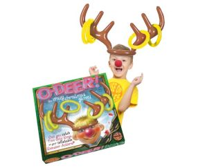 o deer crazy christmas game