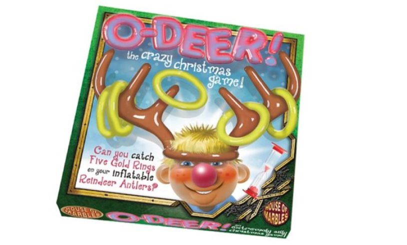 O Deer O-Deer - Crazy Christmas Game