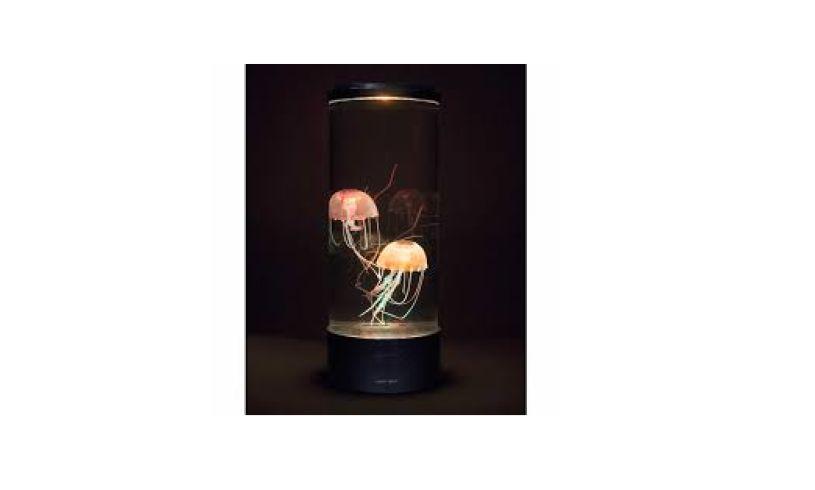 Deluxe Jellyfish Aquarium Mood Lamp Brilliant Childrens Presents