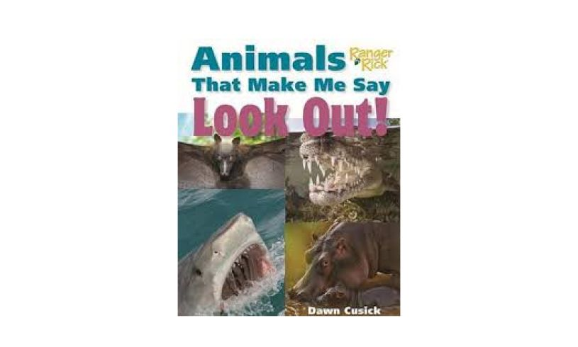 Animals That Make Me Say LOOK OUT!