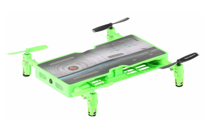 Pocket Drone with Video and Photo