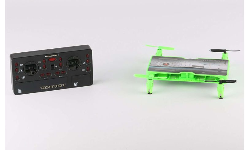 Pocket Drone with Video and Photo display