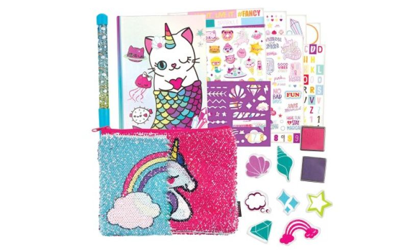 Magical Daydream Smash Journal Kit