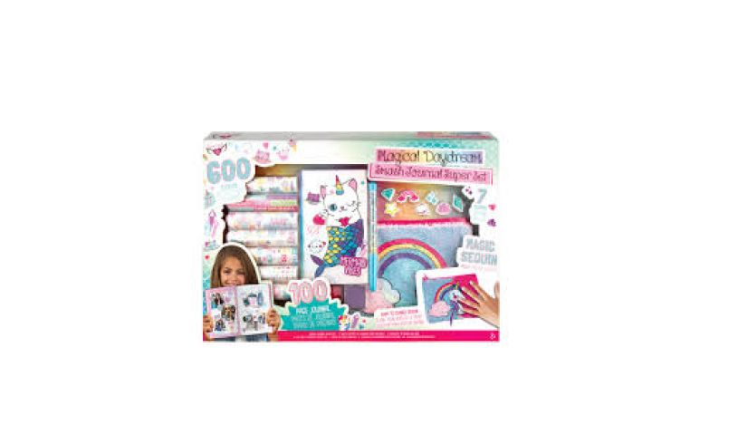 Magical Daydream Smash Journal Kit Box