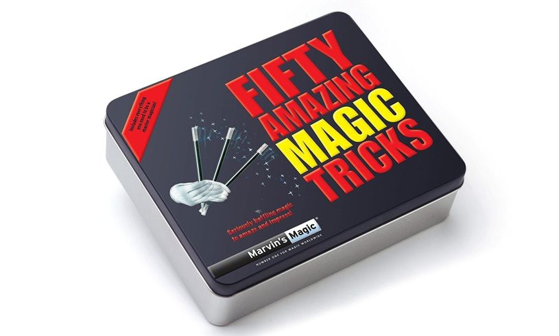 50 amazing magic tricks