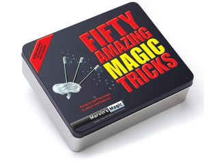 50 amazing magic tricks