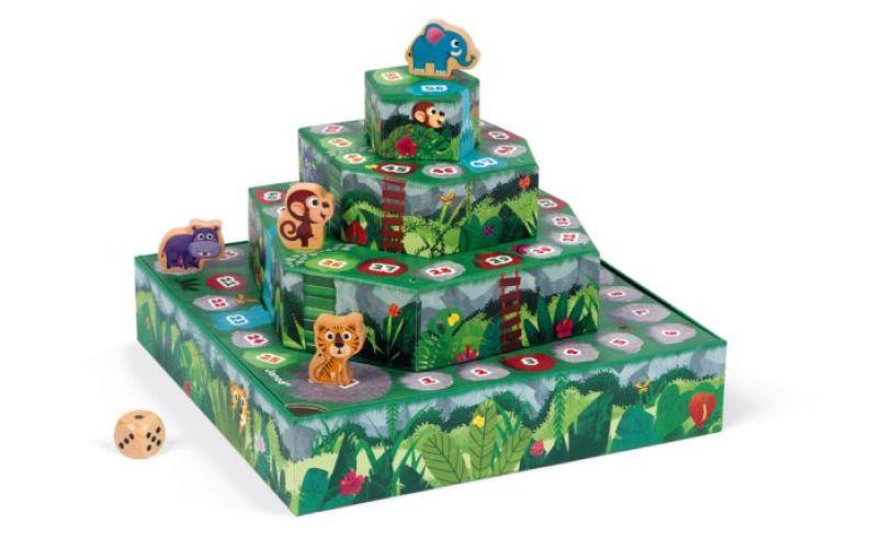 Jungle puzzle 3d