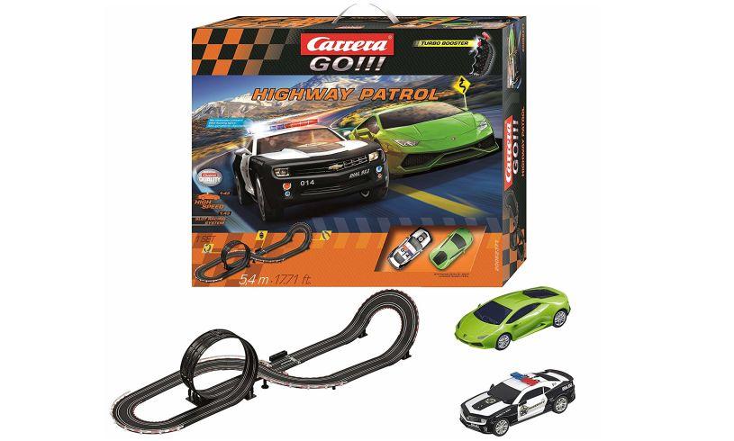 Highway Patrol Slot Car Racing