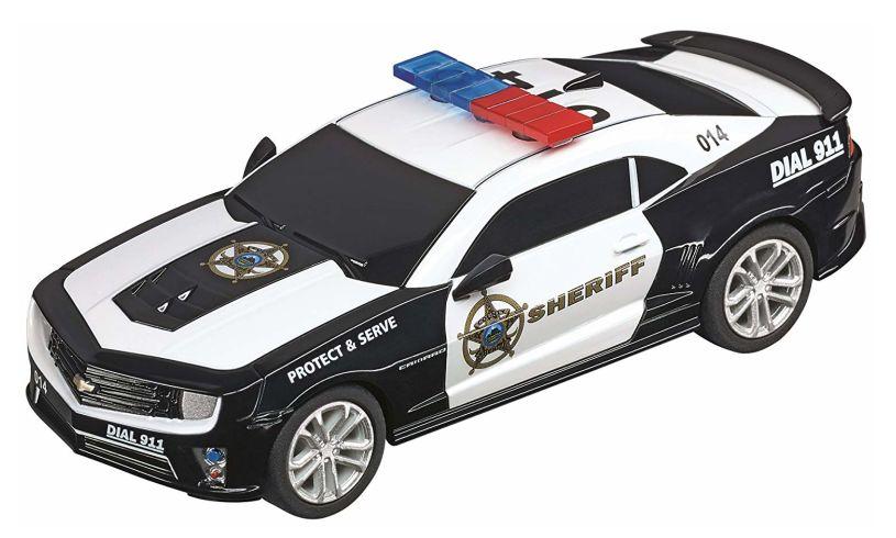 police slot car