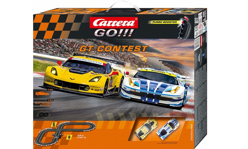 GT Contest Slot Car Racing