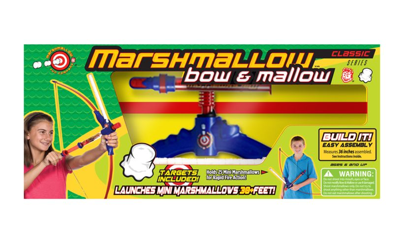 marshmallow bow and mallow box
