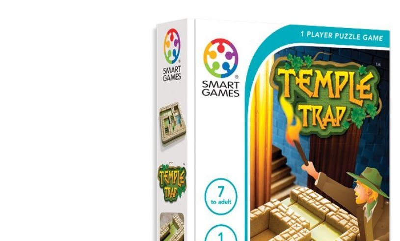 Smart Games Temple Trap  Box