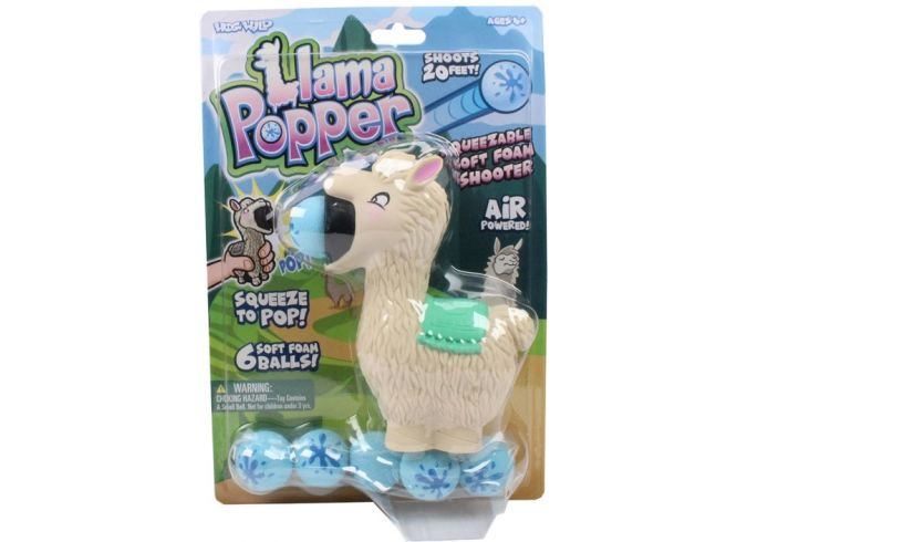 Llama Squeeze Popper Pack