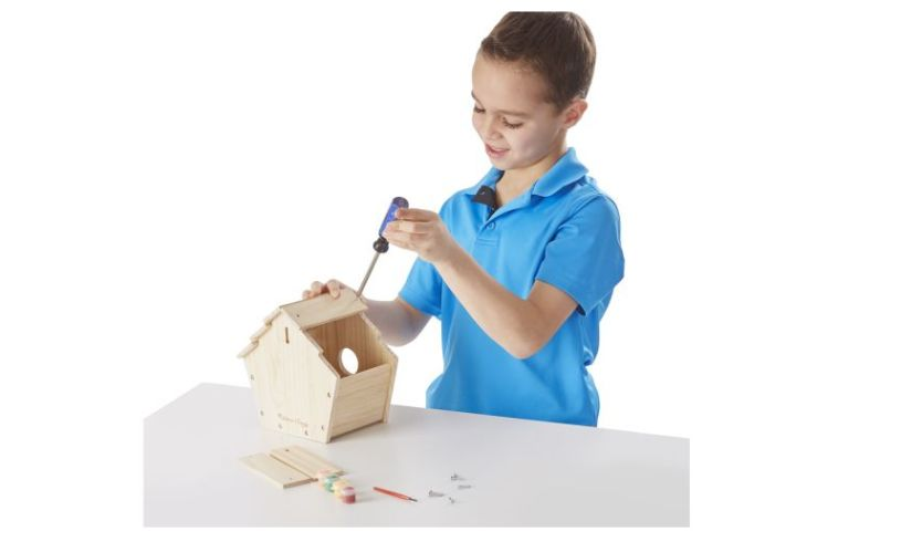 Build Your Own Birdhouse Lifestyle