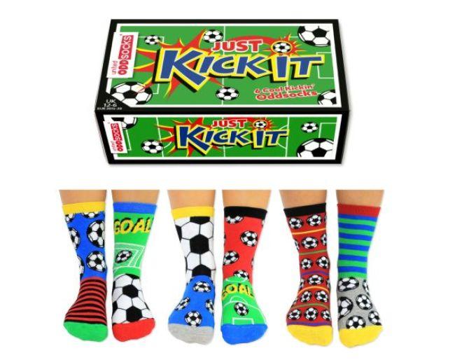 Just Kick It Box and Socks