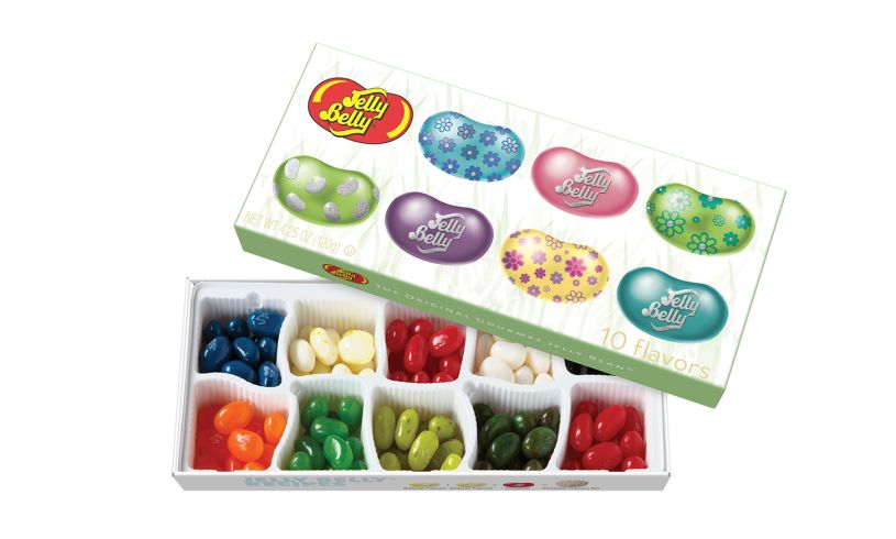 Spring Jelly Bean collection gift box